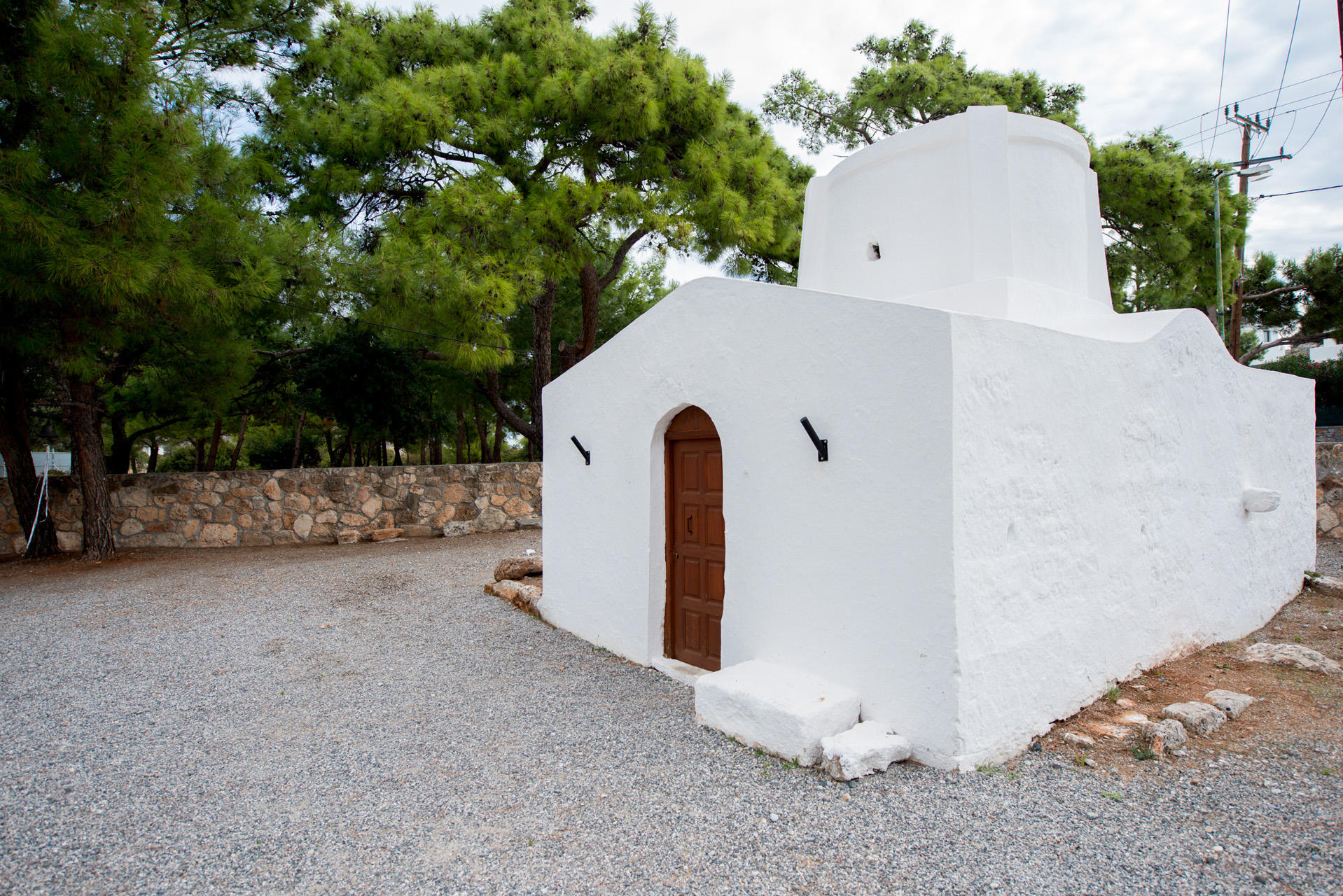 Chapels around Pefkos | MyPefkos com